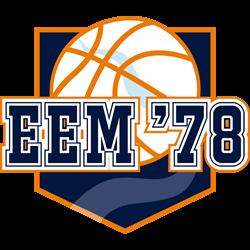 Basketbalvereniging Eem'78 logo print