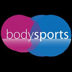 Bodysports logo print