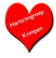 Harttrimgroep Krimpen logo print