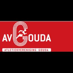 AV Gouda logo print