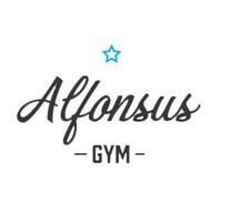 Alfonsus Gym logo print