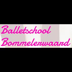Balletschool Bommelerwaard logo print
