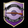 Logo Handboogvereniging Blijf Voor 't Land