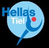 Gymnastiekvereniging Hellas logo print