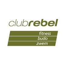 Club Rebel logo print