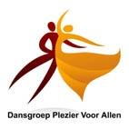 Logo Dansgroep Plezier voor Allen