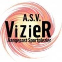 A.S.V. Vizier logo print