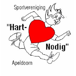 Hart Nodig logo print