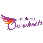 Logo Adelante on Wheels