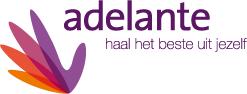 Adelante Zorggroep logo print