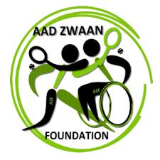 Aad Zwaan logo print