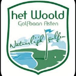 Golfschool Het Woold logo print