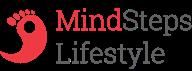 MindStepsLifestyle logo print