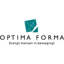 Optima Forma Apeldoorn logo print