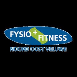 Fysio+Fitness Noord Oost Veluwe logo print