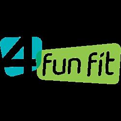 4 Fun Fit logo print