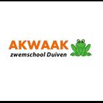 Logo Akwaak zwemschool Duiven