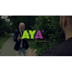 Aya Personal Training logo print