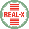 Logo Stichting Real-X