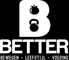 B-Better logo print