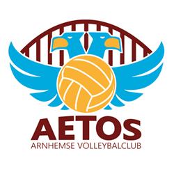 Aetos logo print