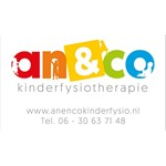 Logo An & Co Kinderfysio