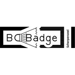 BC Badge logo print