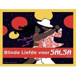 Logo Blinde Liefde voor Salsa