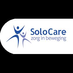 Solocare logo print