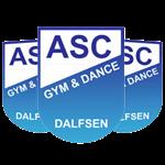 Logo ASC Gym en Dance