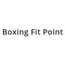 Boxingfit Point logo print
