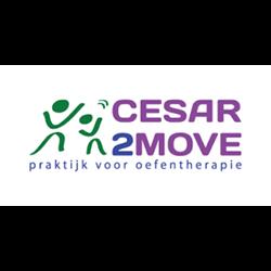 Cesar2move logo print