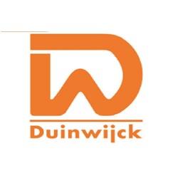 Badmintonclub Duinwijck logo print
