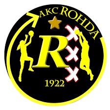 A.K.C. Rohda logo print