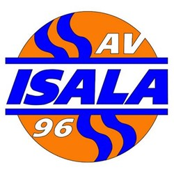 AV Isala '96 logo print
