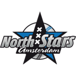 Logo Amsterdam North Stars honk en softbal