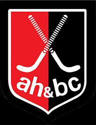 Amsterdamsche Hockey & Bandy Club logo print