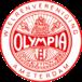 asc Olympia logo print