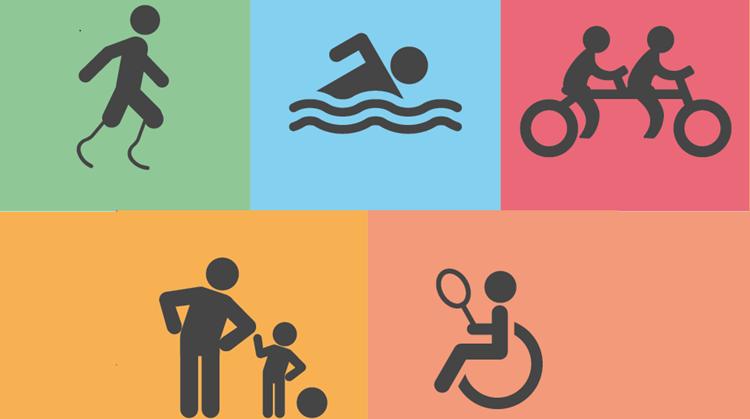 Bijzondere Sporten voor Unieke Mensen afbeelding agendaitem