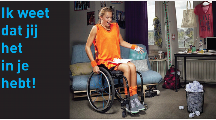 Paralympische Talentherkenningsavond afbeelding agendaitem