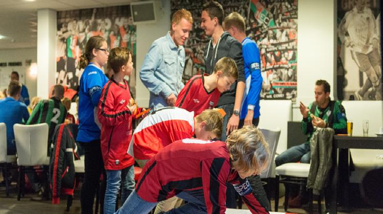 Trainers en begeleiders van sportclubs in de regio Nijmegen krijgen training in begeleiding van bijzondere sporters! afbeelding nieuwsbericht
