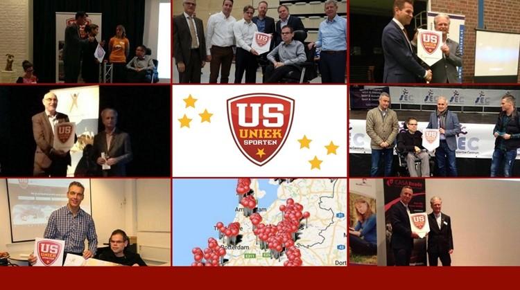 Een knallend jaar voor Uniek Sporten! afbeelding nieuwsbericht