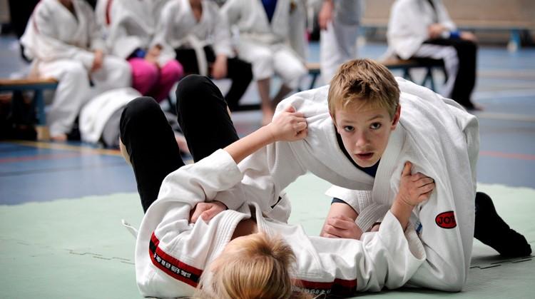 Nieuw sportaanbod: G-judo in Elst afbeelding nieuwsbericht