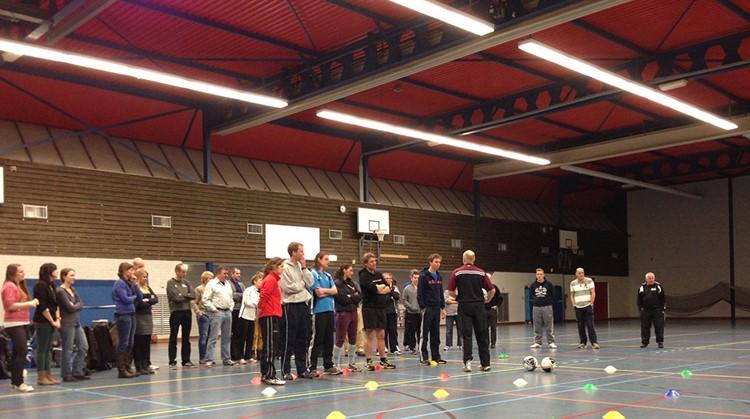 Succesvolle praktijkavond over het thema: autisme en sport afbeelding nieuwsbericht