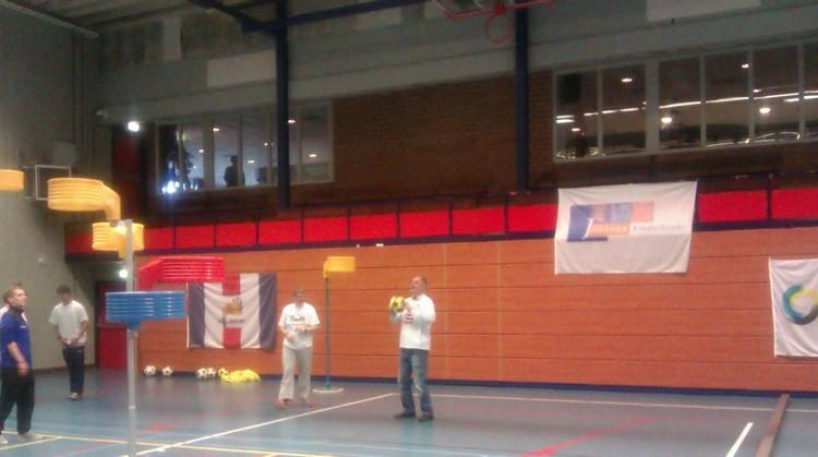 Sportmiddag voor mensen met een verstandelijke beperking in Arnhem afbeelding nieuwsbericht