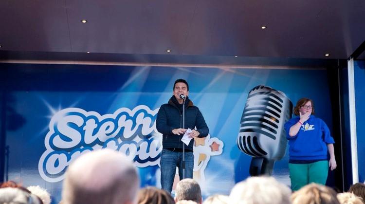 Jan Smit treedt op tijdens het Wandelfeest! afbeelding nieuwsbericht