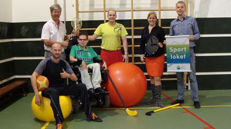 Opening sportloket Revalidatie Medisch Centrum Groot Klimmendaal afbeelding nieuwsbericht