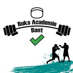 Boks Academie  logo print
