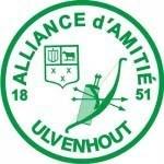 Alliance d' Amitie logo print