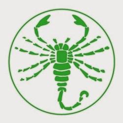 Atv Scorpio logo print